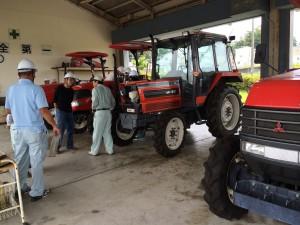 トラクター整備講習