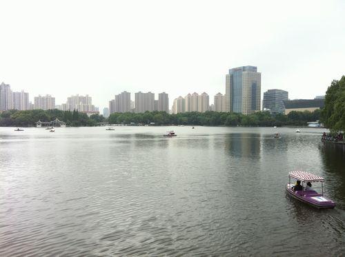 20110619_長風公園_湖