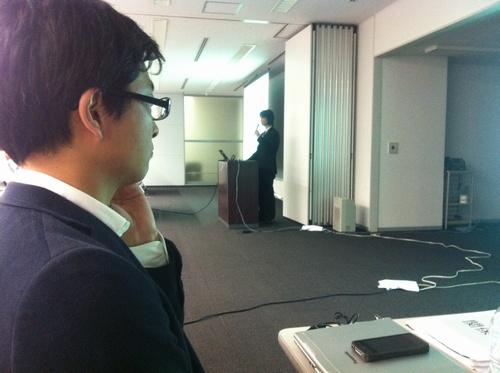 """オプト""""中国""""セミナー2011.06.29 マクロミル橋本さん"""