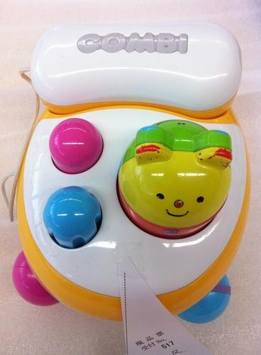 コンビの電話機