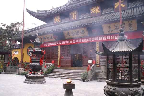 中国上海玉仏寺_0701