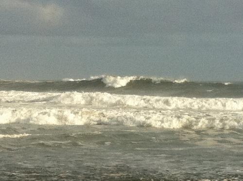 遠州灘のビッグウェーブ2