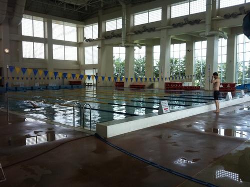 藤枝市民大洲温水プール2