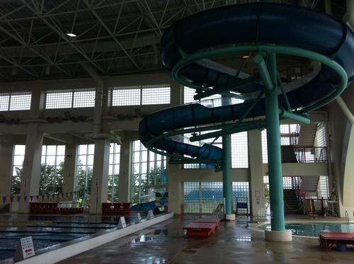藤枝市民大洲温水プール3